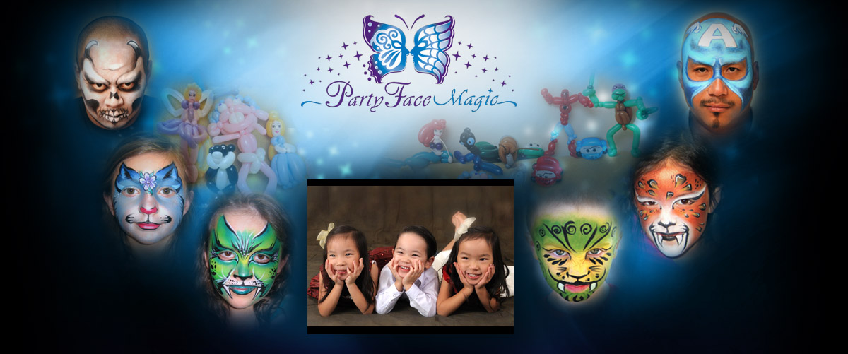 Partyfacemagic The Best Quot Magical Quot Face Amp Body Painting